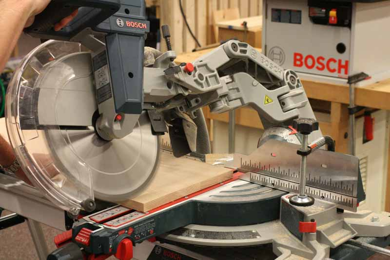"Bosch Axial Glide 12"" Dual Bevel Miter Saw Review"