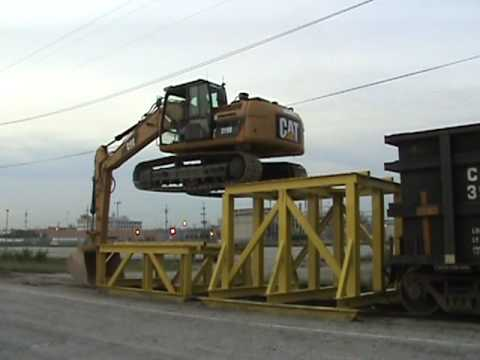 How to Misuse Large Construction Equipment