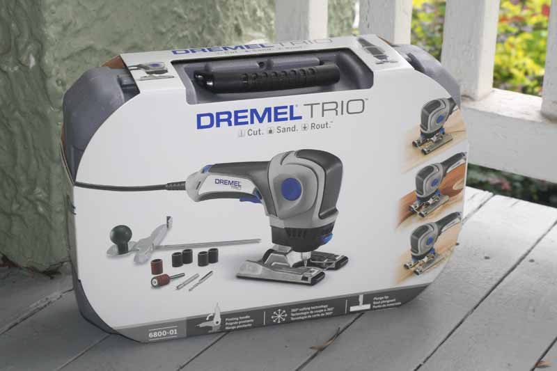 Dremel Trio Kit 6800-01 Review