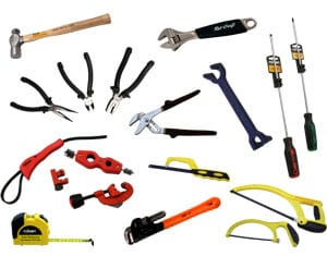 Buying a Basic Tool Set