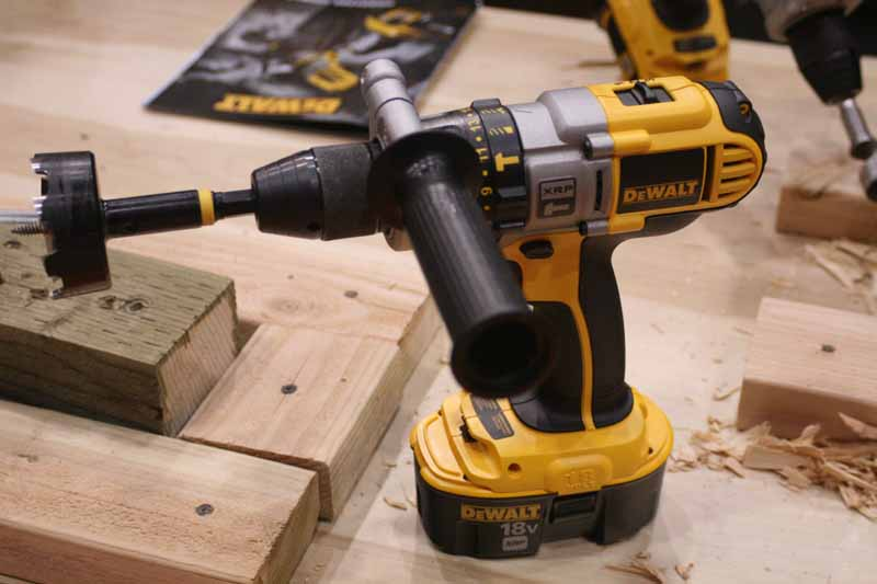 DeWalt DC927KL 18V Hammer Drill Preview