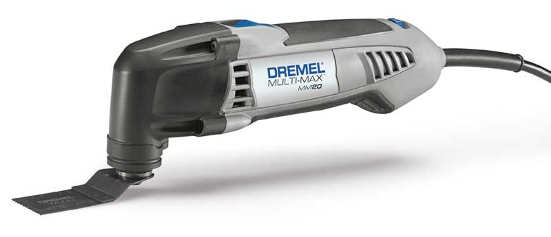 Dremel MM20-01 Multi-Max Oscillating Tool Kit Preview