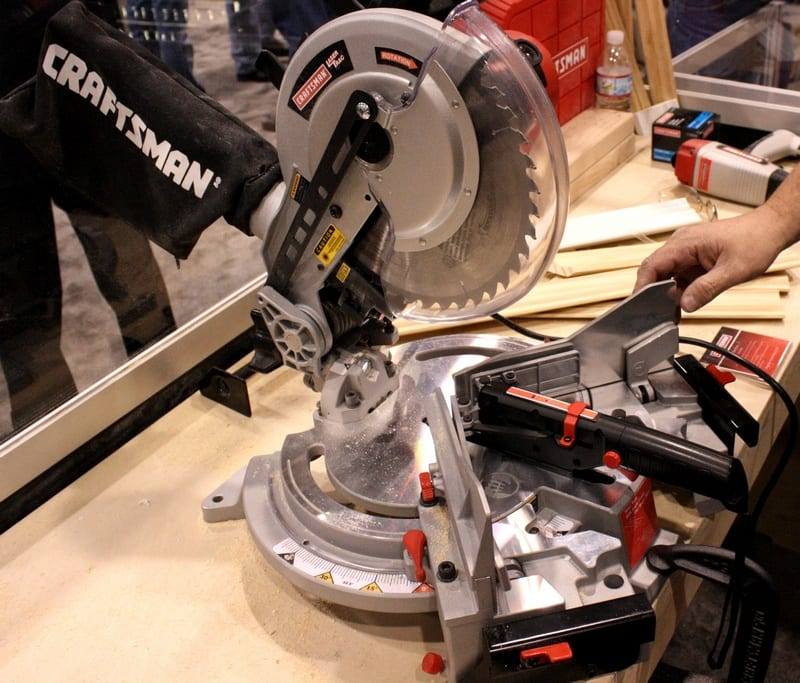Craftsman MiterMate Compound Miter Saw