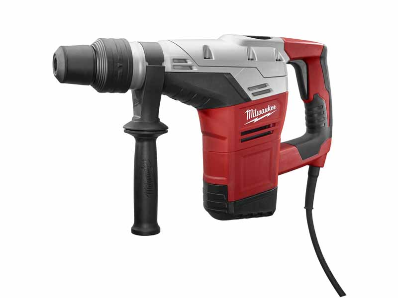 "Milwaukee 5317-21 1-9/16"" SDS Max Rotary Hammer Preview"
