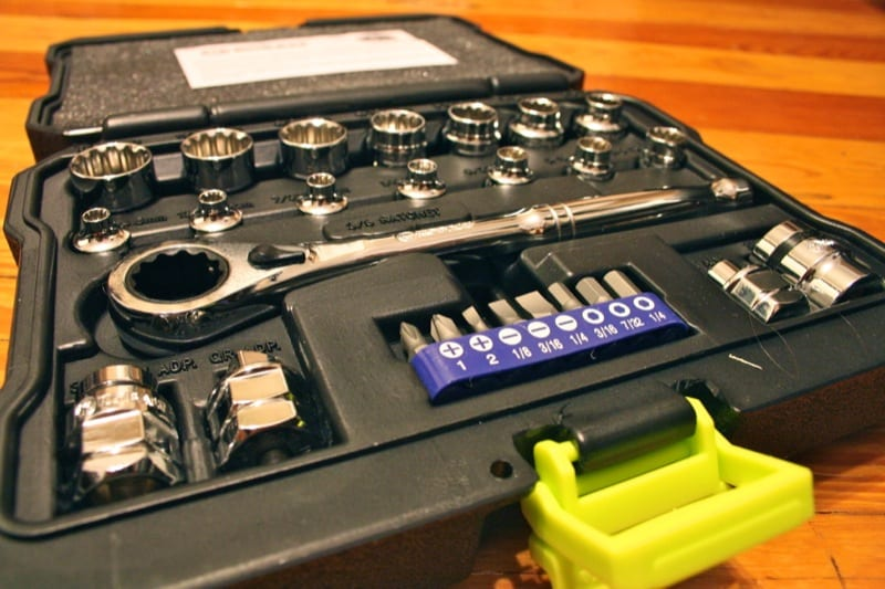 Kobalt 27-Piece Xtreme Access Socket Set Review