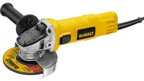 "DeWalt DWE4011 4-1/2"" Small Angle Grinder Preview"