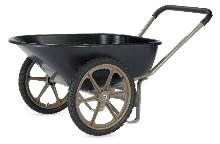 True Value Green Thumb Twin Wheelbarrow Recall