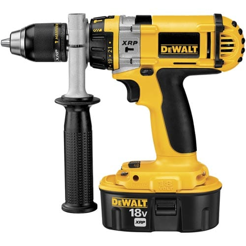 "DeWalt DW988KA Heavy-Duty XRP 1/2"" 18V Hammerdrill / Drill / Driver Kit Review"